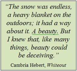 Snow page quote 1